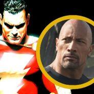 The Rock confirma que vai interpretar super-herói da DC Comics no cinema