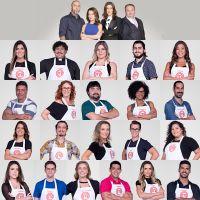 """No """"MasterChef Brasil"""", os 21 participantes da 5ª temporada são definidos! Conheça"""