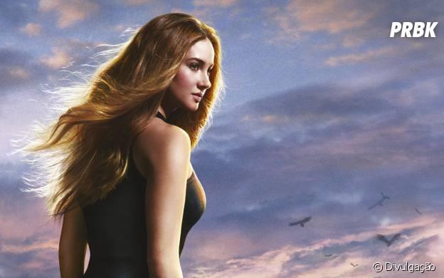 "Shailene Woodley vive a jovem Tris em ""Divergente"""