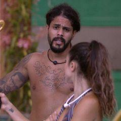 """Do """"BBB18"""": Paula e Viegas são os únicos na disputa pelo anjo!"""