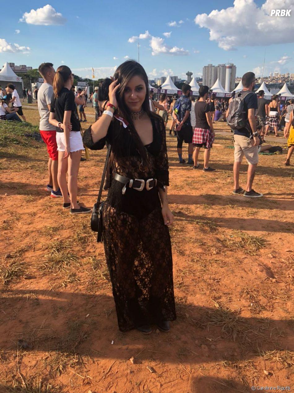 No Lollapalooza 2018, o pessoal arrasou nos looks do último dia