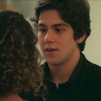 """Em """"Malhação"""", Alex e Maria Alice dão primeiro beijo: """"Não consegui parar de pensar em você"""""""