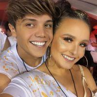 Larissa Manoela e o namorado, Leo Cidade, revelam o que mais admiram um no outro