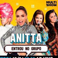 """Anitta, Maiara & Maraisa e Karol Conka cantam nova parceria! Confira """"Sai da Minha Frente"""""""