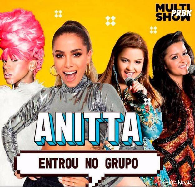 Anitta, Maiara & Maraisa e Karol Conká lançam nova parceria!