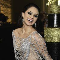 "Flavia Pavanelli comemora boa fase com MC Kevinho e fala de novela: ""Grande oportunidade"""