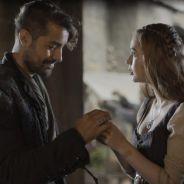 """Novela """"Deus Salve o Rei"""": Amália (Marina Ruy Barbosa) é sequestrada por Virgílio!"""