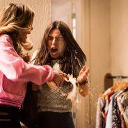 """Na novela """"Boogie Oogie"""": Inês descobre que Sandra é filha legítima de Fernando!"""