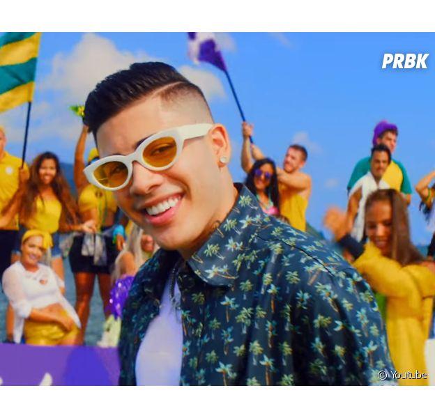 """MC Kevinho lança """"Pa Pum"""", música que pode ser o hit da Copa do Mundo de 2018!"""
