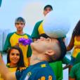 """MC Kevinho quer emplacar o hit da Copa do Mundo com """"Pa Pum"""""""