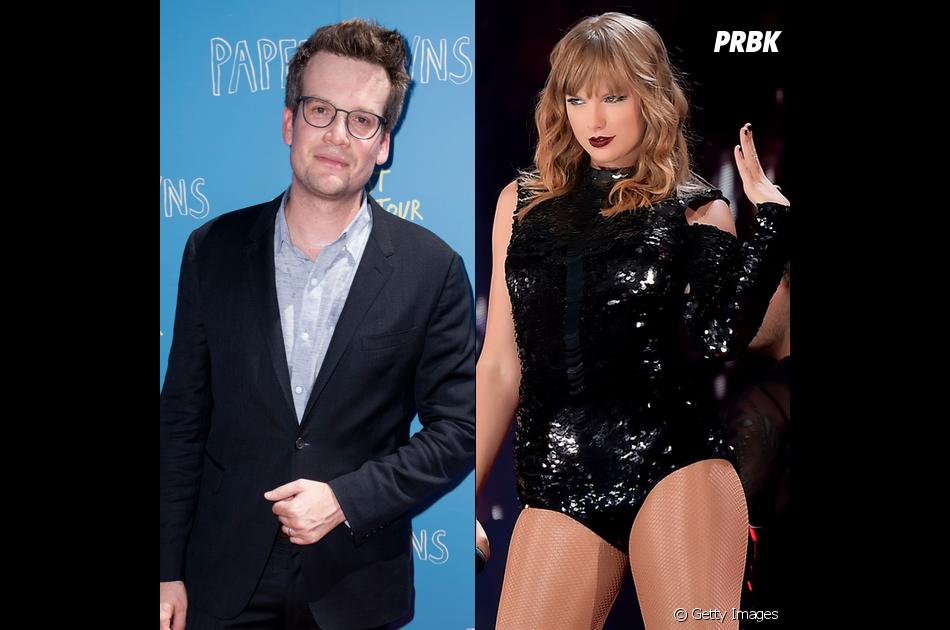 """John Green já revelou sua vontade de ver Taylor Swift protagonizando a adaptação de """"Quem é Você, Alasca?"""". Será que rola?"""