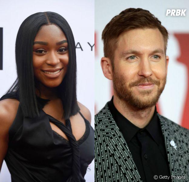 Normani Kordei, do Fifth Harmony, fala sobre possível parceria com Calvin Harris