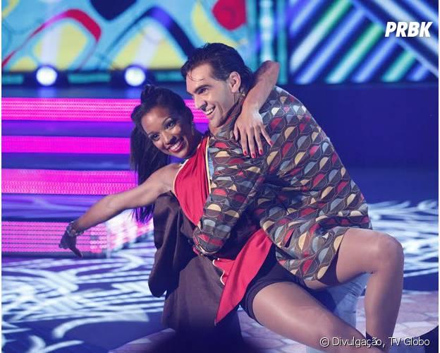 """Giba foi o melhor da noite na """"Dança dos Famosos 2014""""!"""