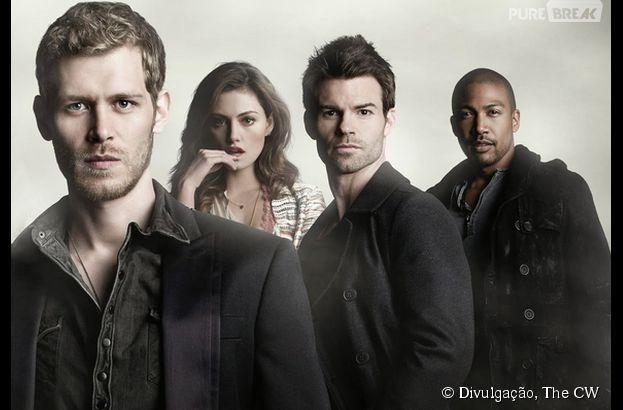 "Sinopse da 2ª temporada de ""The Originals"" traz detalhes sobreKlaus(Joseph Morgan),Hayley(Phoebe Tonkin), Elijah (Daniel Gillies) e Marcel (Charles Michael Davis)"