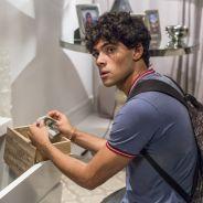 """Novela """"Malhação"""": Érico devolve dinheiro de Isadora, mas acaba sendo preso!"""
