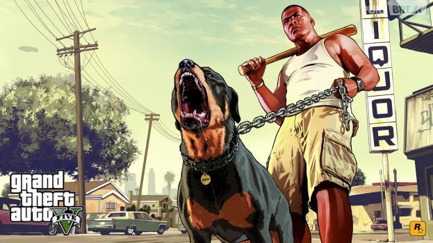 No app de GTA 5 você pode até cuidar de um cachorro e montar seu carro