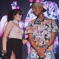 """Camila Cabello e Pharrell Williams lançam música nova juntos, """"Sangria Wine"""". Vem ouvir!"""