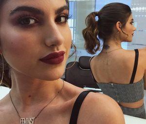 Giovanna Grigio tem 5,2 milhões de seguidores no Instagram