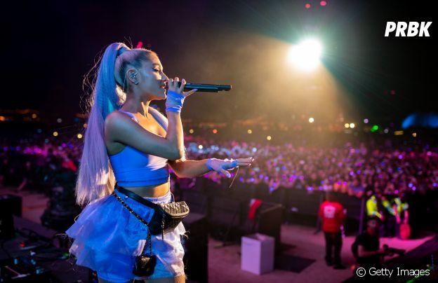 Ariana Grande está entre os artistas que farão performances no Billboard Music Awards 2018