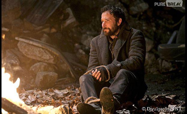 "Tom(Noah Wyle) viveu uma missão insana na última season finale""Falling Skies"", da TNT"