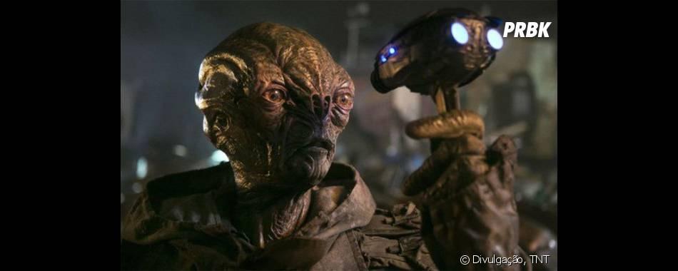 """Alienígenas ainda serão foco de """"Falling Skies"""", da TNT, em sua quinta temporada"""