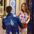 "Em ""As Aventuras de Poliana"", Mirela (Larissa Manoela) se apaixonará porGuilherme (Lawrran Couto)"