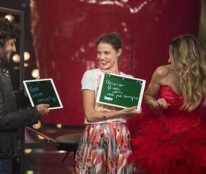 """Chay Suede surpreendeu Laura Neiva com pedido de casamento no """"Amor e Sexo""""!"""