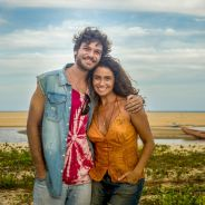 """Novela """"Segundo Sol"""": Luzia (Giovanna Antonelli) e Beto transam em reencontro e trocam declarações"""