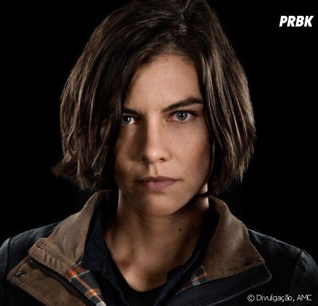 "Maggie (Lauren Cohan), de ""The Walking Dead"", pode morrer no início da 9ª temporada"