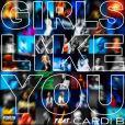 """""""Girls Like You"""": novo clipe do Maroon 5 tem Cardi B, Camila Cabello e mais participações de mulheres famosas!"""