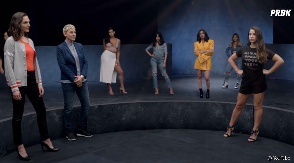 """Maroon 5 junta um time de mulheres arrasadoras no clipe do remix de """"Girls Like You"""""""