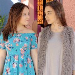 """Em """"As Aventuras de Poliana"""", você combina mais com Mirela ou Raquel?"""