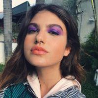 """Giovanna Grigio aparece de visual novo e fãs reagem: """"Eu não estava preparada"""""""