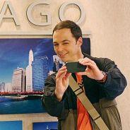 """Na 8ª temporada de """"The Big Bang Theory"""": Sheldon é resgatado por Amy e Leonard"""