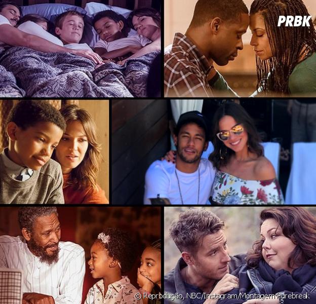 """Conheça """"This Is Us"""", série que conquistou Bruna Marquezine, Neymar Jr. e vários outros famosos!"""