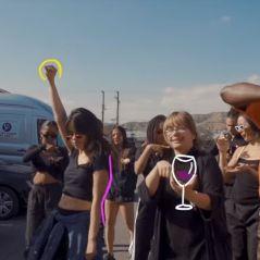 """Camila Cabello ensina coreografia de """"Sangria Wine"""", sua parceria com Pharrell Williams"""
