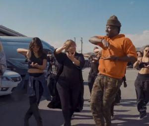 """Camila Cabello e seus dançarinos ensinam dança do single """"Sangria Wine"""""""