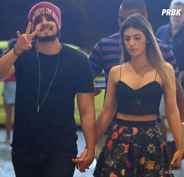 Luan Santana e Jade Magalhães não pretendem casar no momento