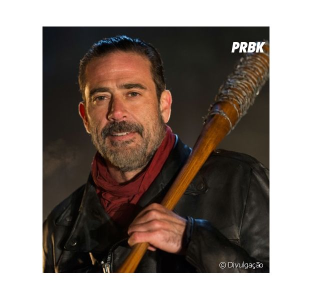 """Em """"The Walking Dead"""", fãs querem que Negan (Jeffrey Dean Morgan) seja protagonista"""