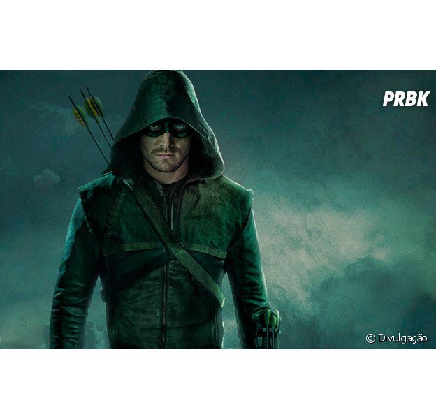 """De """"Arrow"""", Stephen Amell fala sobre novos personagens da 7ª temporada"""