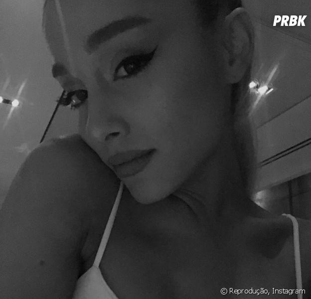 """Ariana Grande mostra prévia do novo clipe, """"The Light Is Coming"""""""