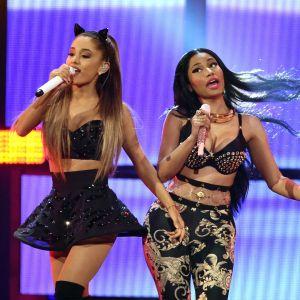 """Ariana Grande e Nicki Minaj lançam """"The Light Is Coming"""", música nova do álbum """"Sweetener"""""""