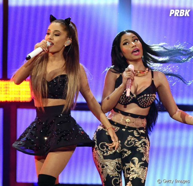 """The Light Is Coming"": Ariana Grande lança música nova com Nicki Minaj"