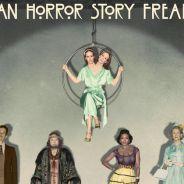 "Saiu trailer super sinistro de ""American Horror Story: Freakshow"". Vem ver!"