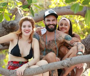 """Amigos do """"BBB18"""", Gleici, Ana Clara e Wagner curtem féries nos lençóis maranhenses"""