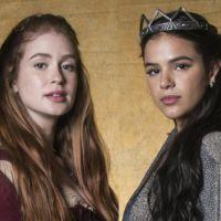 """Final """"Deus Salve o Rei"""": Amália e Catarina podem ser irmãs por parte de pai! Entenda"""