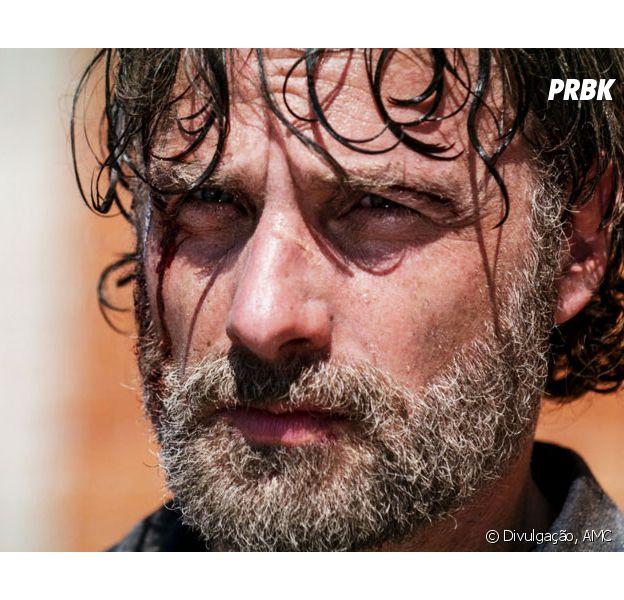 "De ""The Walking Dead"": Rick (Andrew Lincoln) terá que enfrentar as consequências de deixar Negan (Jeffrey Dean Morgan) vivo"