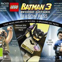 """LEGO Batman 3: Beyond Gotham"" terá seis DLC's e recebe Season Pass"