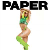 Pabllo Vittar é capa da revista internacional Paper e posa com as cores do arco-íris!