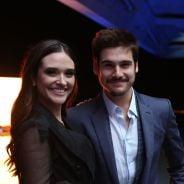 """Juliana Paiva e Nicolas Prattes, de """"O Tempo Não Para"""", quebram o silêncio sobre boatos de namoro"""